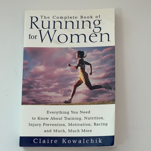 Book: Complete Book of Running for Women